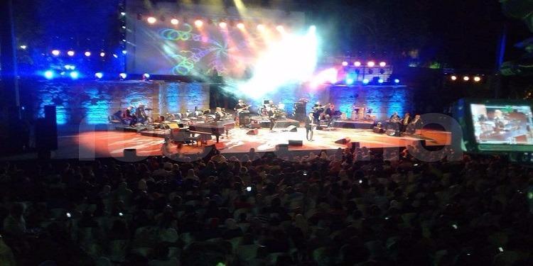 مساندة لقوات الأمن الرئاسي.. حفل غنائي لأمير الطرب صابر الرباعي على مسرح قرطاج