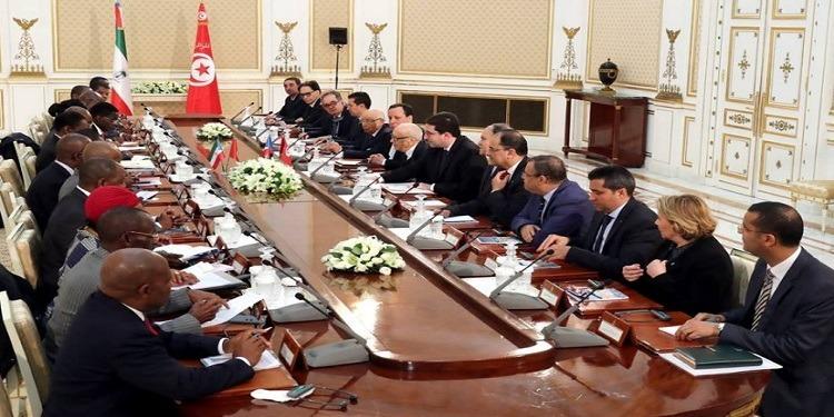 Tunisie-Guinée Equatoriale: Des relations solides, une coopération à consolider (photos)