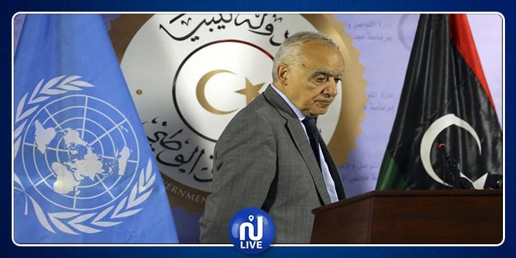 Ghassan Salamé met en garde contre une guerre civile en Libye