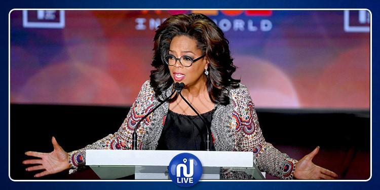 Oprah Winfrey fait don de 500 000 $ au lycée du New Jersey