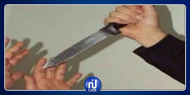 المهدية: شاب يقتل أمه ويكتب ورقة للتضليل