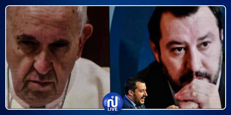 Salvini inquiète l'église catholique
