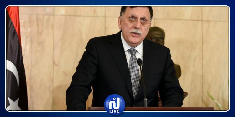 فايز السراج: الحل في ليبيا يجب أن يكون سياسيا