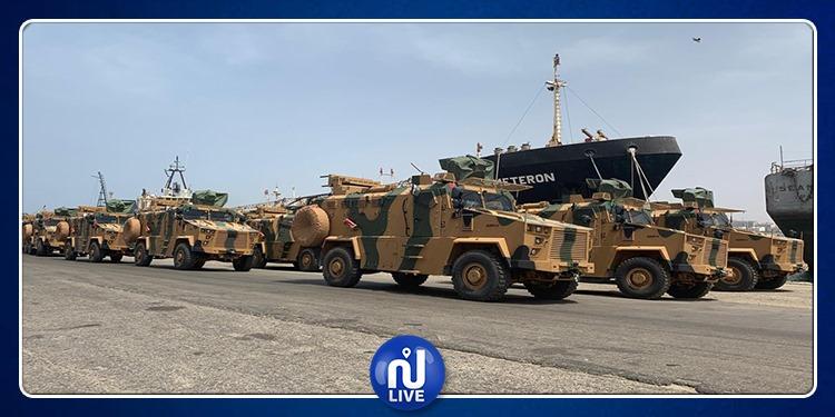 الجيش الوطني الليبي يستعد لتنفيذ عملية عسكرية موسعة
