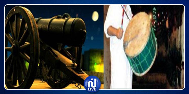 جربة: عودة مدفع الافطار و'بو طبيلة' يواصل إيقاظ الأهالي للسحور