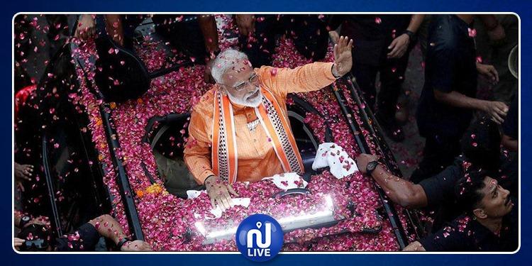 Inde-Elections: Modi remporte une victoire écrasante