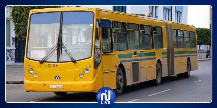 قرب الملاسين: انزلاق حافلة مزدوجة وإصابة عدد من الركاب