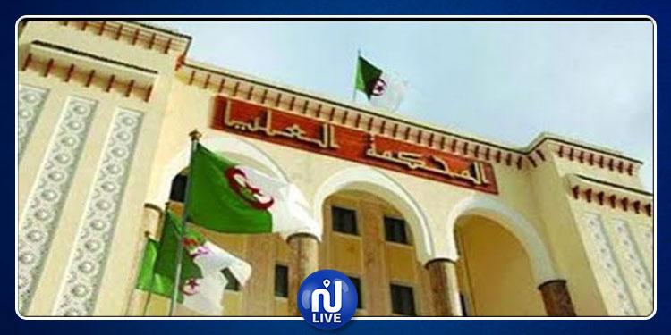 الجزائر: مباشرة اجراءات المتابعة القضائية ضد الـ 12 مسؤولا سابقا