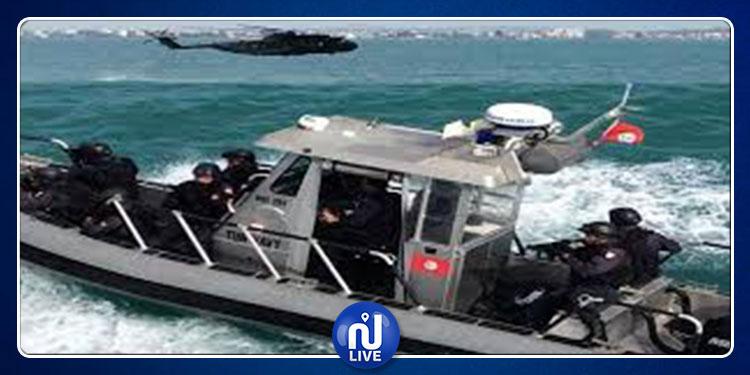 انقاذ 9 تونسيين تعطب مركبهم في سواحل غار الملح