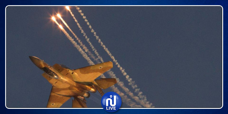 استشهاد 3 جنود خلال غارة جديدة للطيران الصهيوني على الأراضي السورية