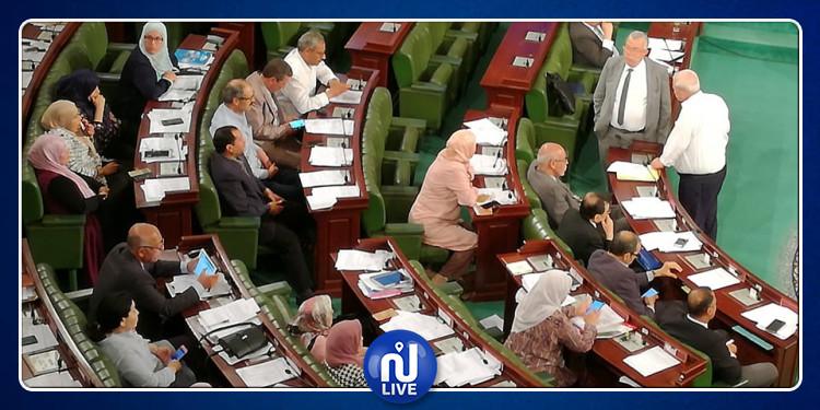 البرلمان: رفع جلسة التصويت عن قانون الإقصاء 10 دقائق للتشاور