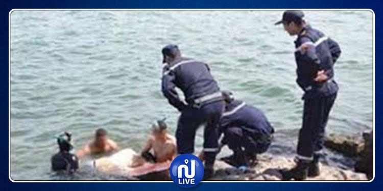 وفاة شاب غرقا والبحث عن شابين آخرين مفقودين بشاطئ عين مستير برفراف