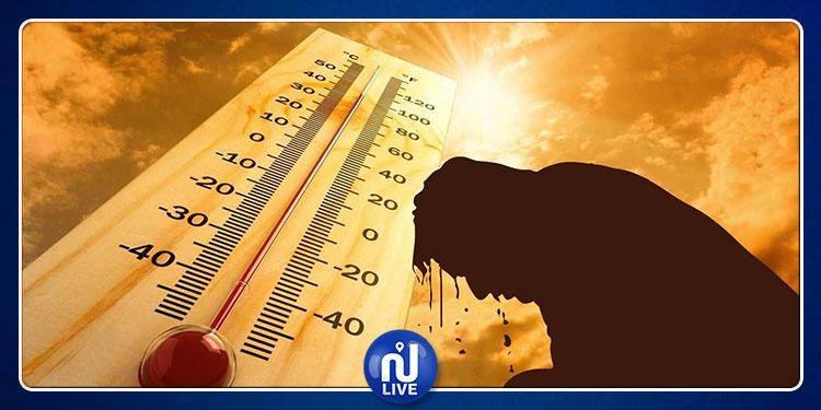 التوقعات الجوية ليوم الأحد 9 جوان 2019