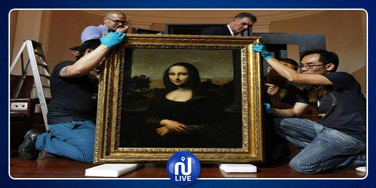 منتصف جويلية: الموناليزا غير موجودة في مكانها بمتحف اللوفر