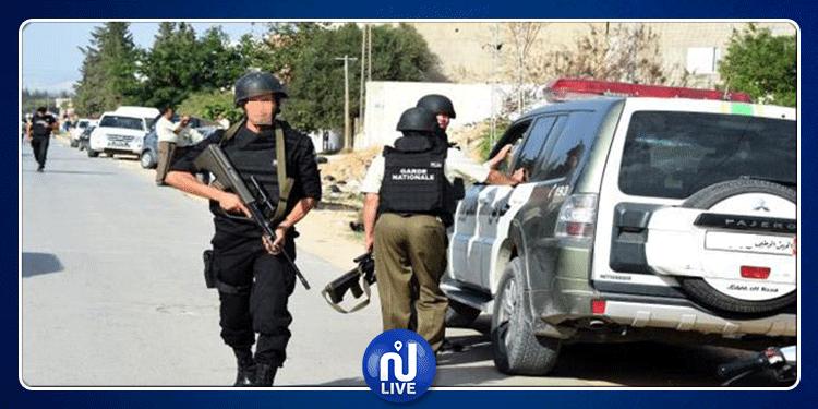 مدنين: الأمن يتدخل لتفريق العشرات من طالبي اللجوء المحتجين