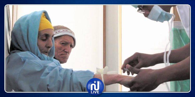 Caravane sanitaire au profit des habitants de Mghila