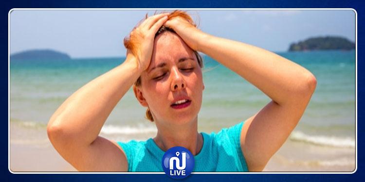 أعراض ضربة الشمس وطريقة التعامل مع المصاب