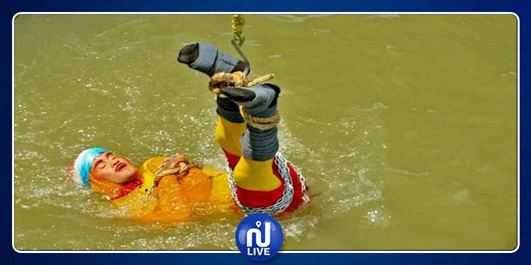 اختفى أثناء ممارسة خدعة تحت الماء: العثور على جثة الساحر الهندي