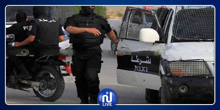 مداهمات لمنازل مشبوهة وايقافات لمفتش عنهم في أحياء القصرين