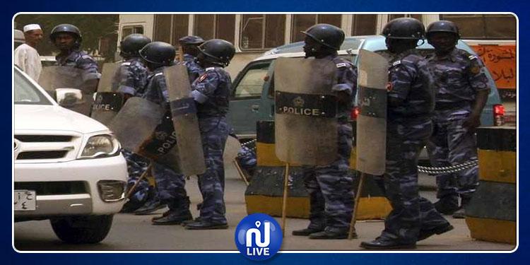 السفارة الأمريكية  بالخرطوم تطالب بوقف هجوم قوات الأمن السودانية