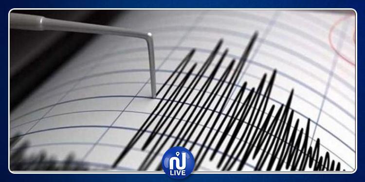 زلزال يضرب مدينة عمدون في باجة