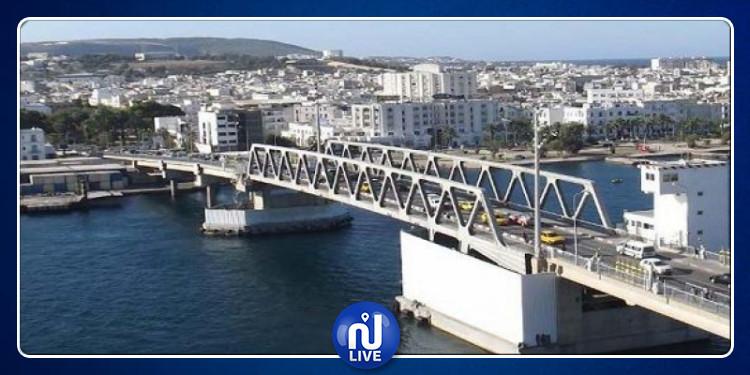 بنزرت: انجاز دراسة لتجديد الشبكة الكهربائية والأوتوماتيكية للجسر المتحرك