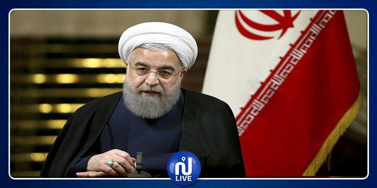 لإستئناف الحوار مع أمريكا..حسن روحاني يشترط