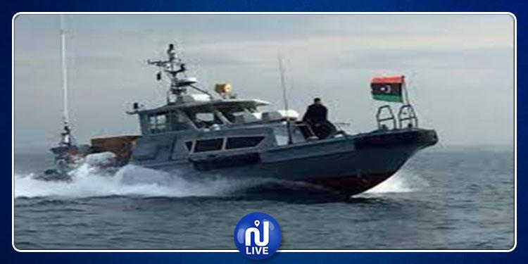 البحرية الليبية تحجز قارب صيد إيطالي على متنه بحارة تونسيين