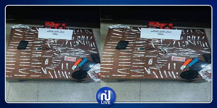 نفطة: الكشف عن عصابة تروّج المخدرات وتقودها فتاة