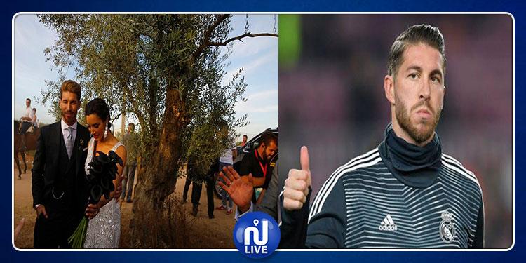 غرامة مالية بقيمة 250 ألف يورو ضدّ راموس بسبب أشجار البلوط !