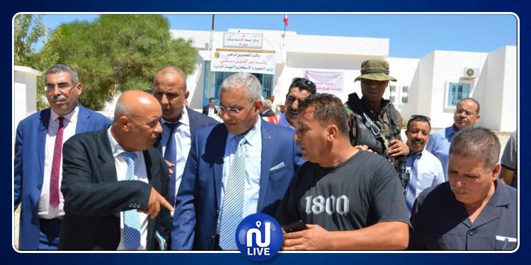 القصرين: وزير التجهيز يزور الجهة ويعطي إشارة إنطلاق برنامج 'احميني'