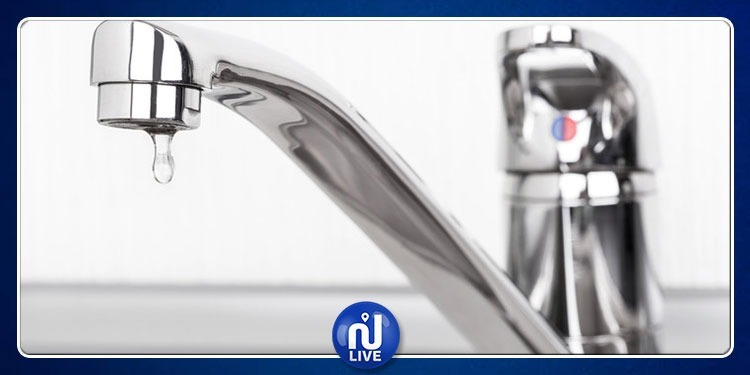هرقلة: انقطاع توزيع مياه الشرب  بداية من الليلة
