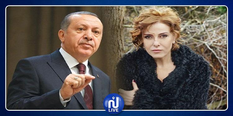 بتهمة 'إهانة أردوغان'..السجن لفنانة تركية مشهورة