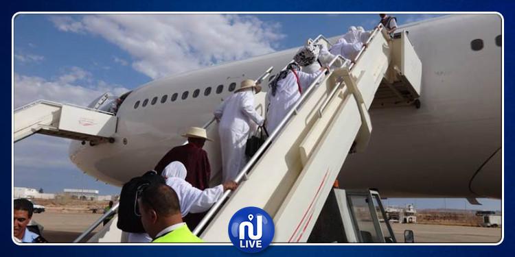 قابس: إنطلاق رحلة الحجيج من مطار قابس مطماطة