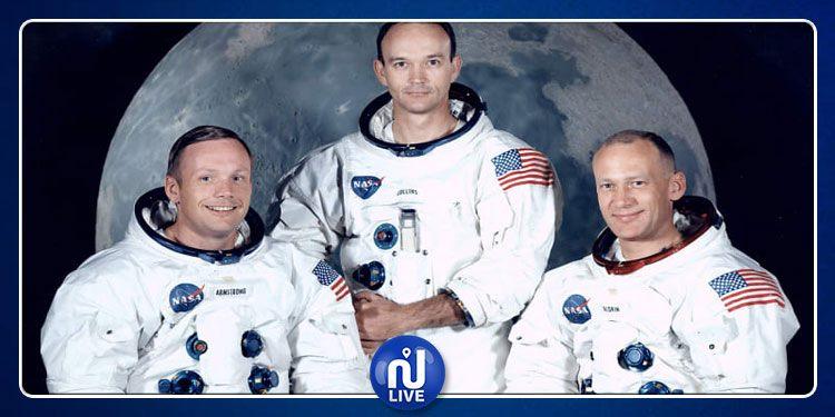Il y a 50 ans, les premiers pas de l'homme sur la lune