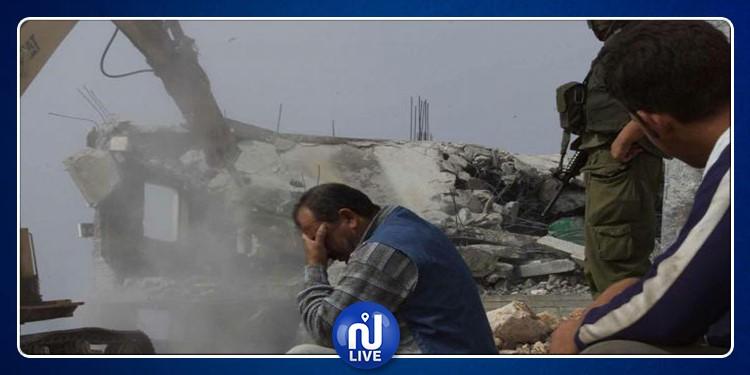 الاحتلال الصهيوني يهدم منازل الفلسطينيين على مشارف القدس