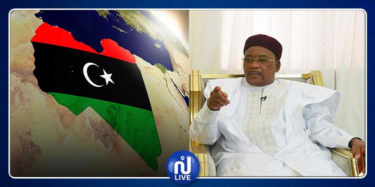 رئيس النيجر: 'على المجتمع الدولي  إدراك الحاجة الملّحة لاستعادة الدولة في ليبيا'