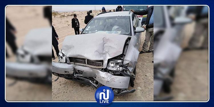 بنزرت: قتيلان و6 إصابات في حادث مرور بمعتمدية ماطر
