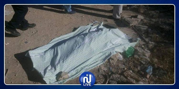 غمراسن : موت مستراب و جثة داخل قناة تصريف المياه