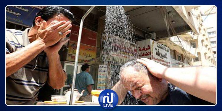 الأعلى منذ 21عاما: حرارة شديدة في مصر