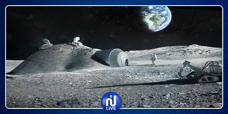 الناسا تستعد لحصاد المواد الثمينة من سطح القمر