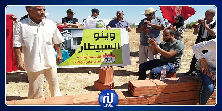 القيروان:  تنظيم موكب احتفال بانطلاق أشغال رمزية للمستشفى الجامعي (صور+فيديو)