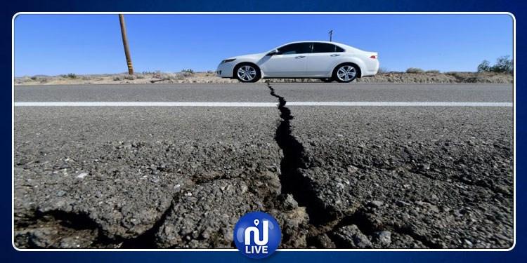 Nouveau séisme en Californie de magnitude 7,1