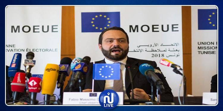 Elections 2019: Mission d'observation européenne, en Tunisie