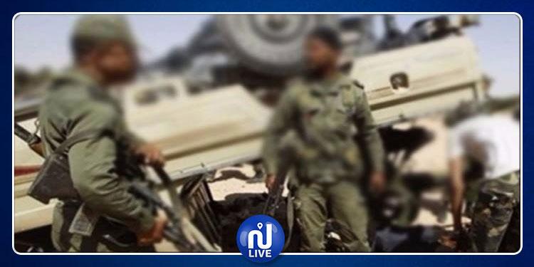 نابل: إصابة عسكريين إثنين في حادث اصطدام قطار بشاحنة عسكرية