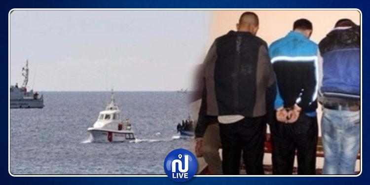 جرجيس: ايقاف 3 أشخاص بصدد التحضير للإبحار خلسة نحو إيطاليا