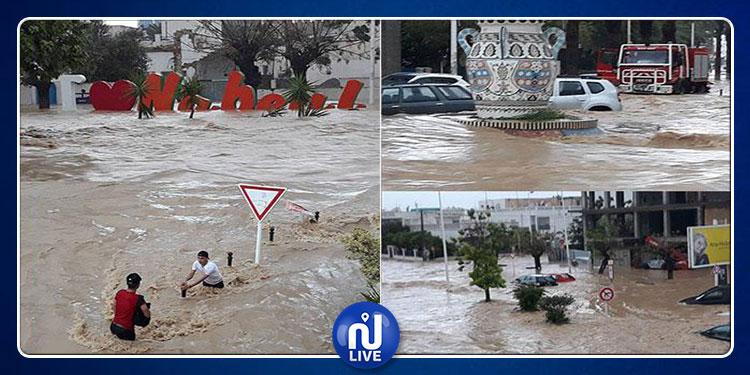 نابل: خطة عملياتية للتوقي من مخاطر الفياضانات