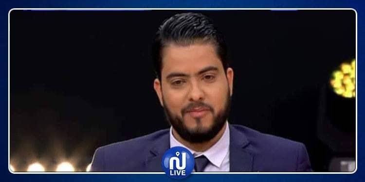 معاذ بن نصير: ''إيقاف نبيل القروي خلق حوله نوع من المد الشعبي''