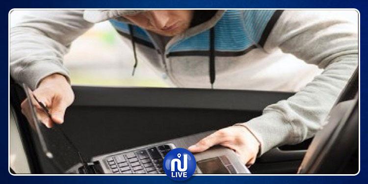 العاصمة: ايقاف شاب سرق عدة حواسيب من القباضة المالية بنهج النمسا