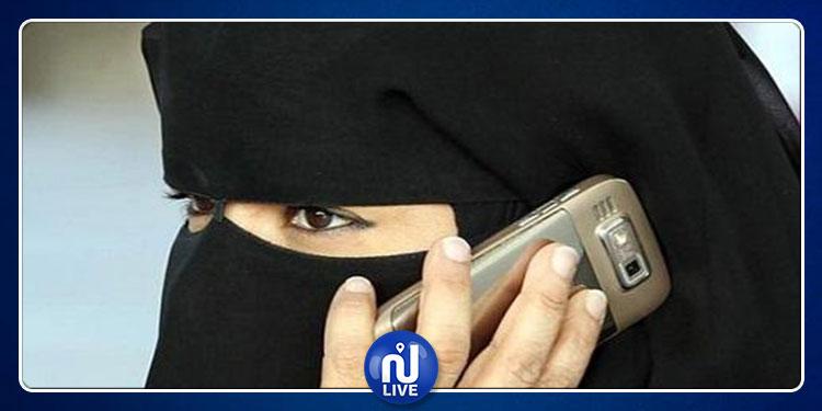 العاصمة: شريحة هاتف منقبة تتسبب في إيقافها.. وهذه اعترافاتها